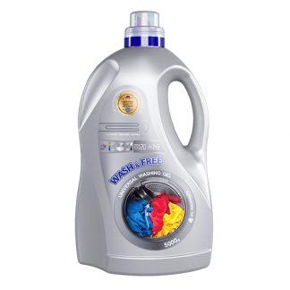 Гель для стирки Wash & Free 5л Universal