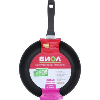 Сковорода алюминиевая литая BIOL D24см 2413P