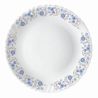 Тарелка плоская D27,5см Fluted