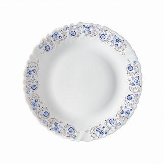 Тарелка плоская D19см Fluted