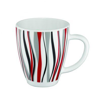 Чашка 400мл с рисунком Rio Red