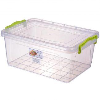 Контейнер пищевой пластиковый 9,5L №7 37,5*25,5*16,6 L-107