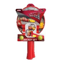 Ракетки для настольного тенниса 2шт+2 шарика Dede Cars