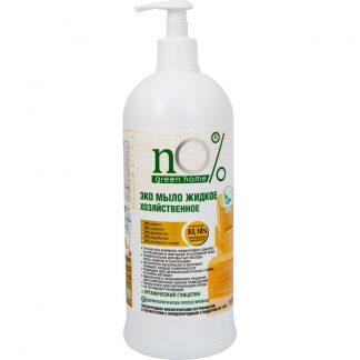 Жидкое мыло хозяйственное Green Home 1л