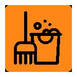 Инвентарь для уборки и стирки