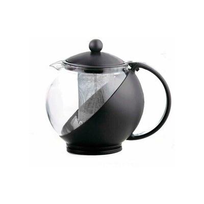 Заварочный чайник пластиковый цветной Western 1,25л