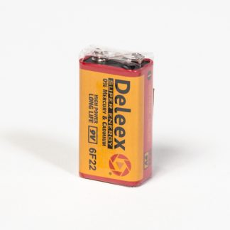 Батарейка Deleex 9V