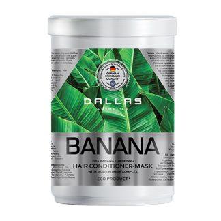 Маска для волос DALLAS 1000мл Banana