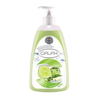 Жидкое мыло Galax 500мл с Экстрактом Лайма