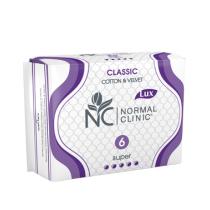 Прокладки Normal Clinic Classic 6шт ***** Cotton & Velvet
