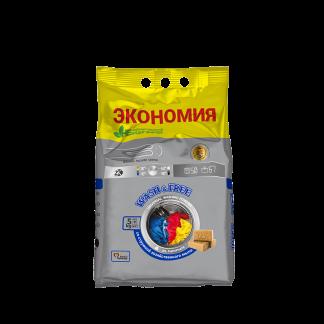 Стиральный порошок Wash & Free 5kg универсальный